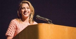 TV star tells story of drug abuse to 'full house' at SSU