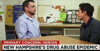 Viral drug abuse in a hooked society