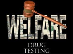 Drug testing of welfare applicants not leading to treatment